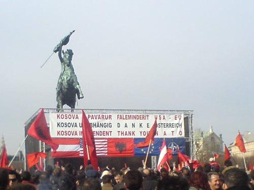 Kosovo Independence